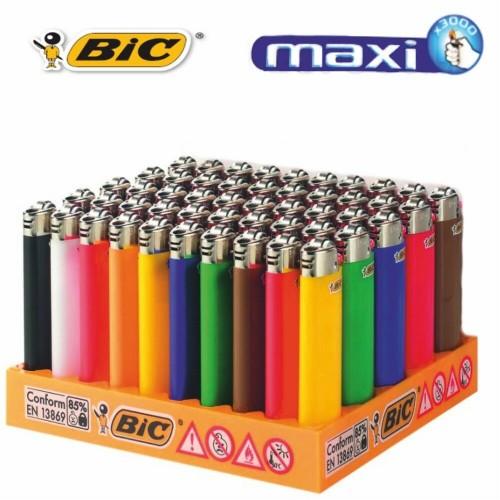 Bic maxi j26 1 box 50 accendini