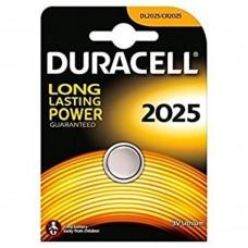 Batteria duracell lithium 2025 1 box da 10 blister 10 batterie