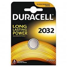 Batteria duracell lithium 2032 1 box 10 blister 10 batterie