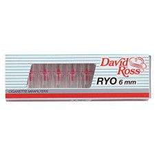 Microbocchini 6 mm david ross 1 blister