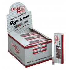 Microbocchini 6 mm david ross 1 box 24 blister