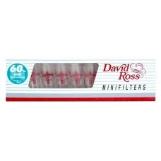 Microbocchini 8 mm david ross 1 blister