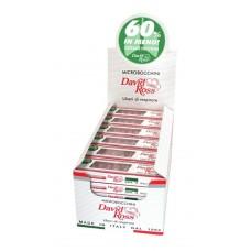Microbocchini 8 mm david ross 1 box 36 blister