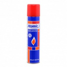 Ricarica gas bomboletta atomic 300 ml accendini