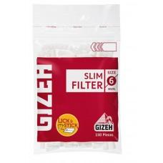 Filtri gizeh slim 6 mm 1 bustina da 120 filtri