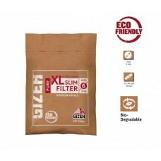 Filtri gizeh pure bio 6 mm in bag xl 1,9 cm 1 box 1 bustina da 120 filtri
