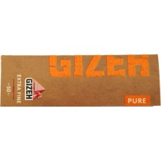 Cartina gizeh pure extra fine corte 1 libretto 50 cartine