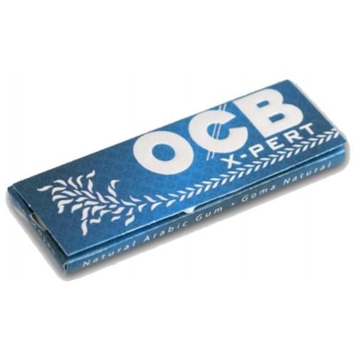 Cartina ocb x-pert blu corta 1 libretto 60 cartine