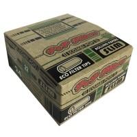Pop filters combi-pop king size slim organic hemp + filtri in carta 24 pz.