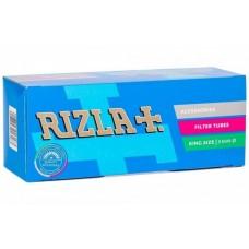 Tubetti vuoti rizla con filtro 1 box da 250 tubetti