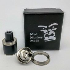 Atomizzatore strike 18mm bf clone nero - mad monkey mods